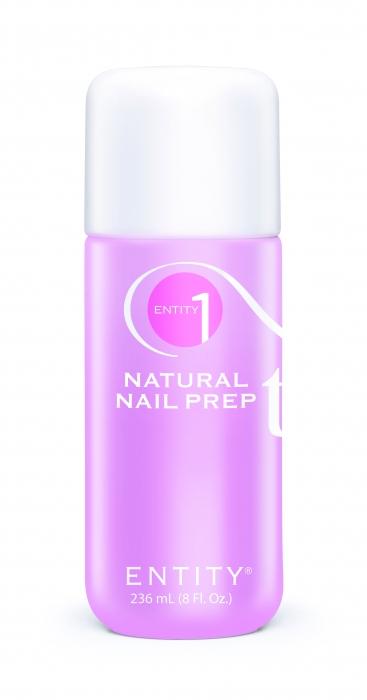 Entity natural nail prep