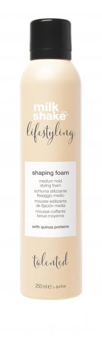 shaping foam