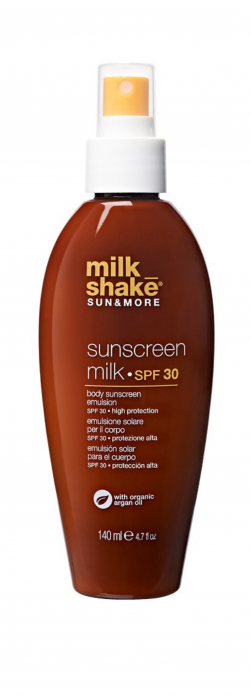 sunscreen milk SPF 30