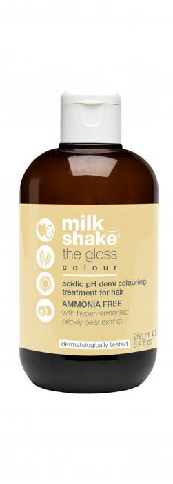 acidic pH demi colouring treatment for hair